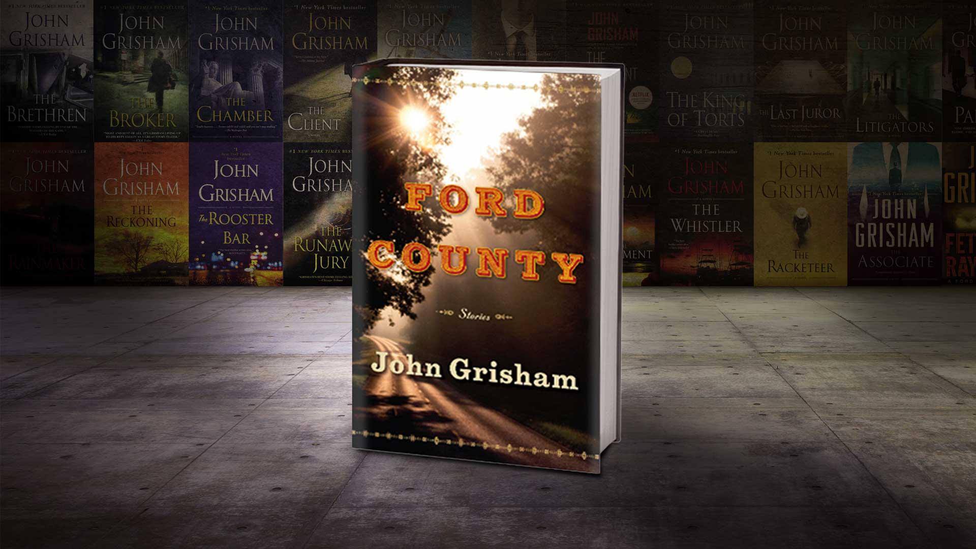 Ford County: Stories - John Grisham