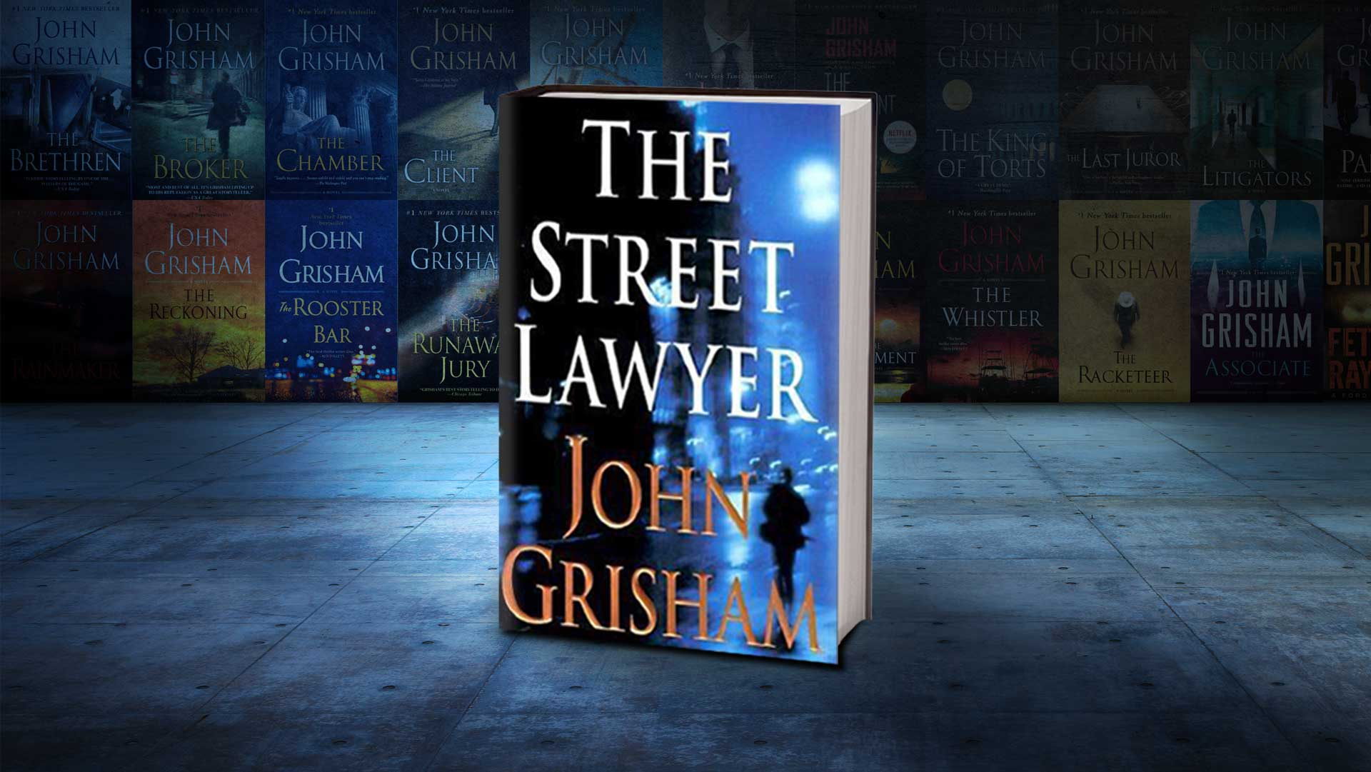The Street Lawyer – John Grisham
