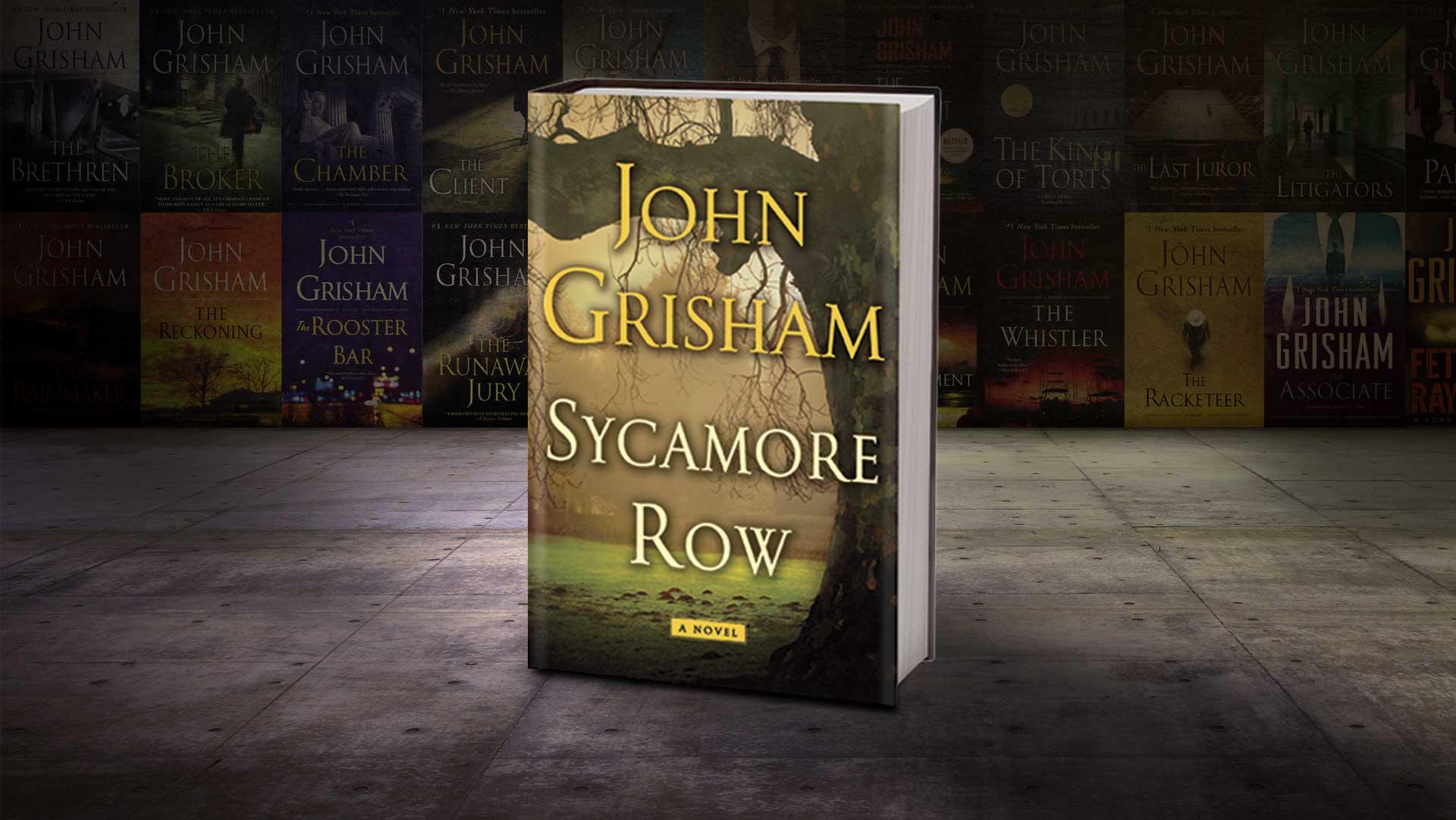 SYCAMORE ROW - John Grisham