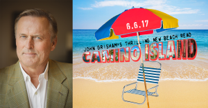 Heist thriller, CAMINO ISLAND, to publish June 6