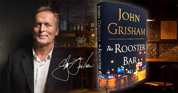 John Grisham's 'The Rooster Bar'