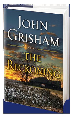 Latest John Grisham Novel