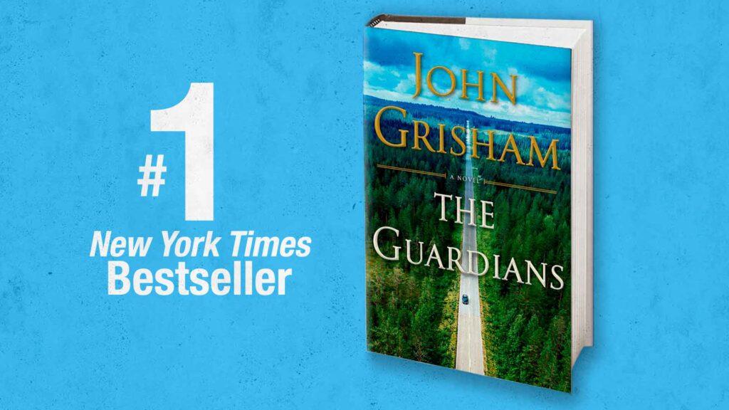 The Guardians - John Grisham Feature Image
