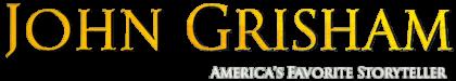John Grisham Site Logo