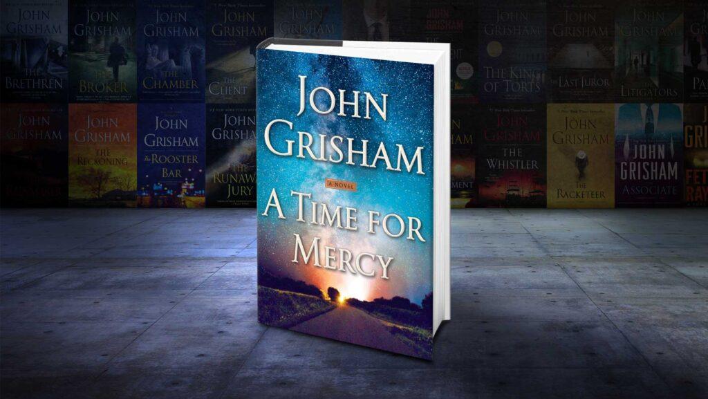 A Time for Mercy - John Grisham