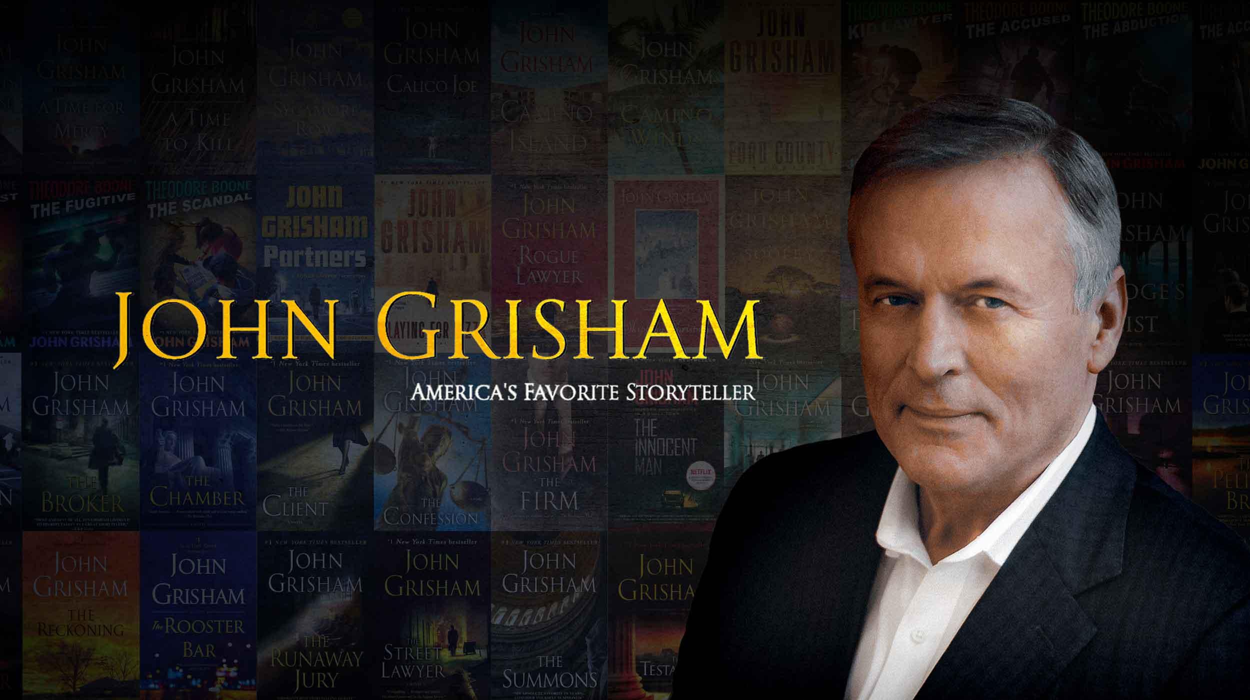 John Grisham News