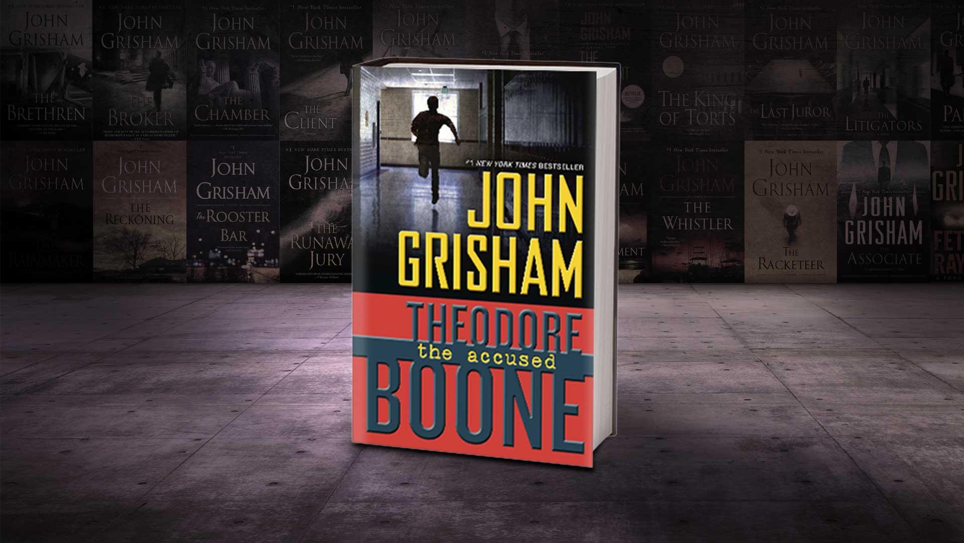Theodore Boone: The Accused - Grisham