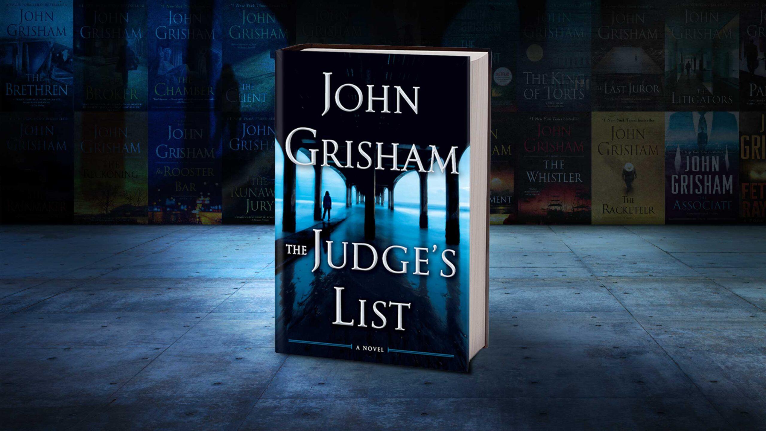 The Judge's List – by John Grisham