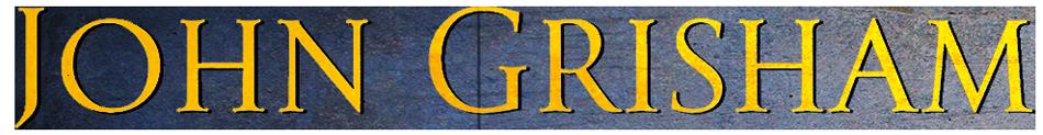 John Grisham Logo